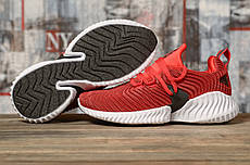 Кросівки жіночі 16771, Adidas AlphaBounce Instinct, червоні, [ 38 39 ] р. 38-23,7 див.
