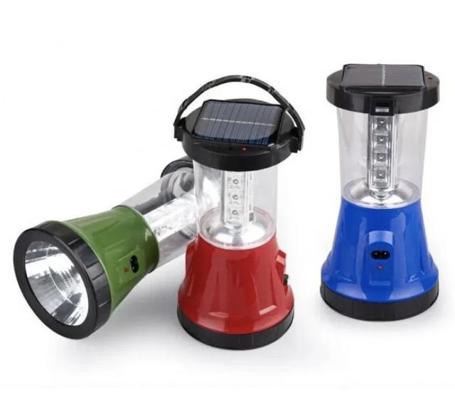 Акумуляторні ліхтарі світлодіодні, кемпінгові ліхтарі