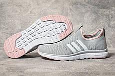 Кросівки жіночі 17601, Adidas sport, сірі, [ 39 40 41 ] р. 39-25,5 див.