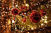 Гирлянда 200LED (ЧП) 18м Тёплый (RD-7132), Новогодняя бахрама, Светодиодная гирлянда, Уличная гирлянда, фото 4