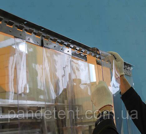 Ленточные ПВХ завесы, фото 2