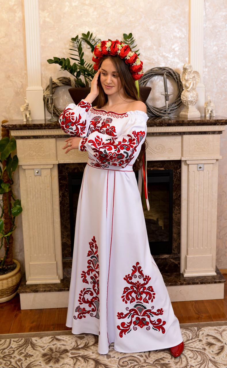 Вишита сукня «Джерело кохання»