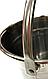 Ведерко для льда Benson BN-665 с ручкой (16 см)   ведро для охлаждения Бенсон   емкость для льда Бэнсон, фото 3