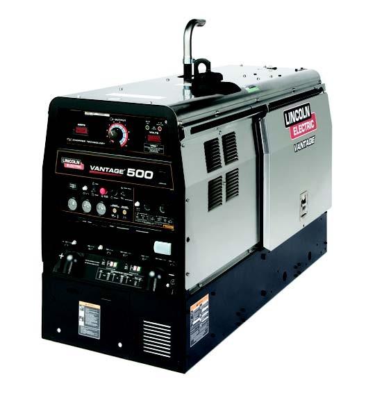 Vantage 500 сварочный генератор LINCOLN ELECTRIC