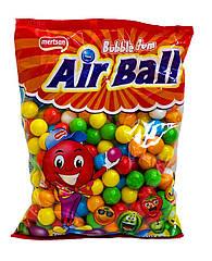 Жвачки с фруктовыми вкусами, 1000 г. Жевательные резинки Air Ball (Для аппаратов Мискет)