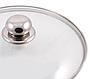 Кришка із загартованого скла Benson BN-1002 (18 см) | скляна кришка на каструлю Бенсон | кришка скло, фото 4