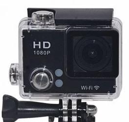 Спортивная водонепроницаемая камера Action Camera DVR SPORT S2 Wi-Fi Waterprof 4K | Экшн-камера 4К