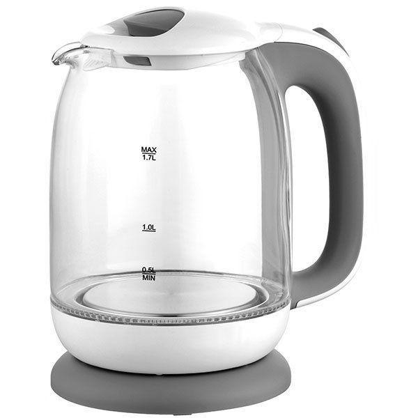 Скляний чайник Maestro MR-056 (1.7 л, 2200 Вт) | електричний чайник Маестро, Маестро