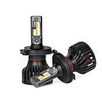 Smart Vision H4 4000K SM4Y Світлодіодні автолампи CARLAMP, фото 9