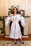 Шикарна сукня «Голуба лавина», фото 7