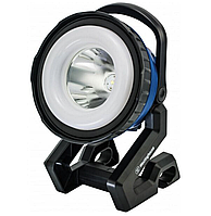 Ліхтар акумуляторний 10W LED WF1537 + Micro USB-кабель в комплекті (3 режими освітлення), Westinghouse IP44, фото 1