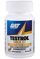 Натуральний підхід до підвищення рівня чоловічого гормону тестостерону.