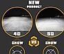 Автофара LED на дах 60 LED 5D-180W-SPOT 710х70х80 | Світлодіодна балка, фото 3