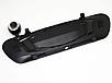 Автомобільний відеореєстратор дзеркало DVR V9TP з 3 камерами, фото 4