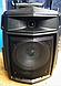PA аудіо система колонка HBPC816   Професійна акустична потужна колонка   Музична колонка, фото 2