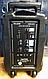 PA аудіо система колонка HBPC816   Професійна акустична потужна колонка   Музична колонка, фото 3