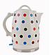 Электрочайник керамический DOMOTEC MS-5060   электрический чайник, фото 2