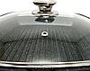 Сковорода со съемной ручкой Benson BN-314 (мраморное покрытие)   сковородка Бенсон, сковорода с крышкой Бэнсон, фото 3