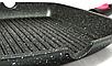 Сковорода со съемной ручкой Benson BN-314 (мраморное покрытие)   сковородка Бенсон, сковорода с крышкой Бэнсон, фото 4