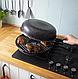 Сковорода гриль-газ Benson BN-803 з мармуровим антипригарним покриттям   сковорідка для гриля на газу Бенсон, фото 2