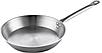 Сковорода Benson BN-637 из нержавеющей стали (28 см) | металлический сотейник Бенсон | хорика Бэнсон, фото 2
