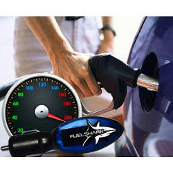 Экономитель топлива Fuel Shark   Устройство прибор для экономии топлива   экономайзер для авто