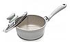 Набір посуду Edenberg EB-9182 з 4 предметів казани і ківш мармурове покриття, фото 4