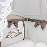Комплект Belissimo шоколад ст., фото 3