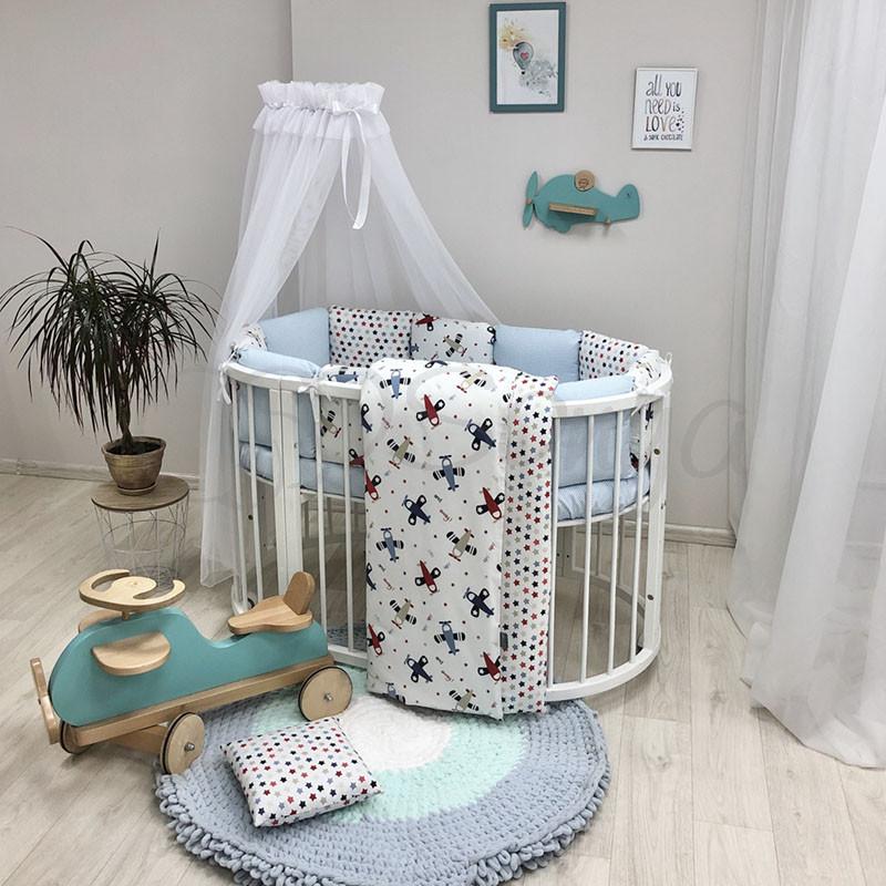 Комплект Baby Design Аэроплан