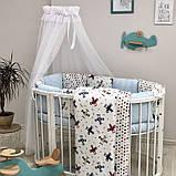 Комплект Baby Design Аэроплан, фото 3