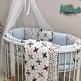 Комплект Baby Design Аэроплан, фото 4