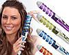 Спіральна плойка для завивки волосся perfect curl RZ118 | стайлер для волосся Фіолетова, фото 7