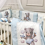 Комплект Kids Toys Ведмедик блакитний ст., фото 6