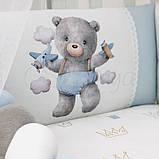 Комплект Kids Toys Ведмедик блакитний ст., фото 7