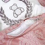 Комплект De Lux пыльная роза ст., фото 8