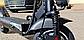 Електросамокат Crosser T4 PRO версія (16000 mAh\1000w) Чорний ГАРАНТІЯ, фото 6