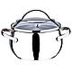Набір посуду Maestro MR-3501-6L, 6 предметів, нержавіюча сталь   каструлі з кришками Маестро, фото 4