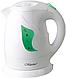 Чайник Maestro MR-011 білий з фіолетовим (1 л, 850 Вт) | електричний чайник Маестро, Маестро, фото 2
