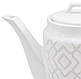 Чайник - заварник Maestro MR-20033-08 (0,8 л) | заварочный чайник Маэстро | керамический чайник Маестро, фото 2