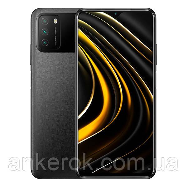 Смартфон Xiaomi Poco M3 4/128GB (Black)