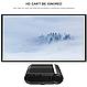 Портативний мультимедійний проектор LED YG550 WIFI, фото 2