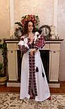 Вишита сукня «Горобина», фото 3