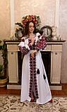 Вишита сукня «Горобина», фото 4