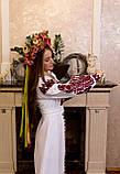 Вишита сукня «Горобина», фото 7