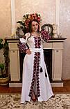 Вишита сукня «Горобина», фото 5