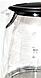 Скляний електрочайник Kingberg KB-2030 (1.7 л)   електричний чайник   кавоварка з підсвічуванням Кингберг, фото 2