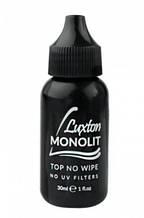 Топ для гель-лака без липкого слоя LUXTON Monolit без УФ фильтра , 30 мл
