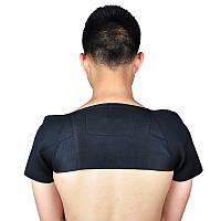 Турмалиновая накладка на плечі, фото 1