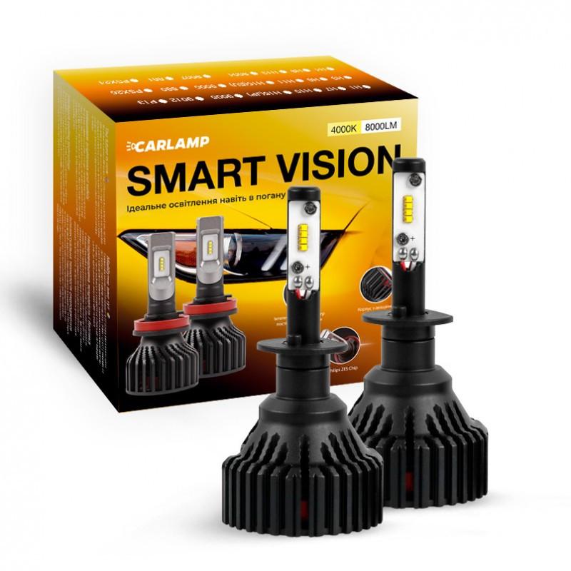 Smart Vision H1 4000K SM1Y Світлодіодні автолампи CARLAMP