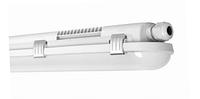 Світлодіодний вологозахищений світильник DP 1200 18W 840 IP65 GY, Osram, фото 1